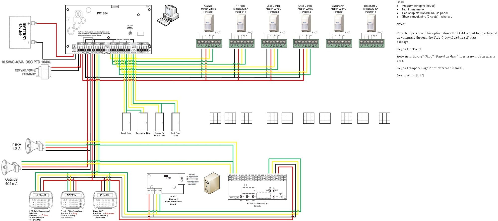 hight resolution of dsc gs boost wiring diagram wiring diagrams bib dsc com bus wiring diagram