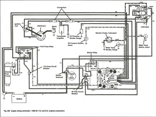 small resolution of mercruiser ignition wiring diagram volvo penta trim wiring