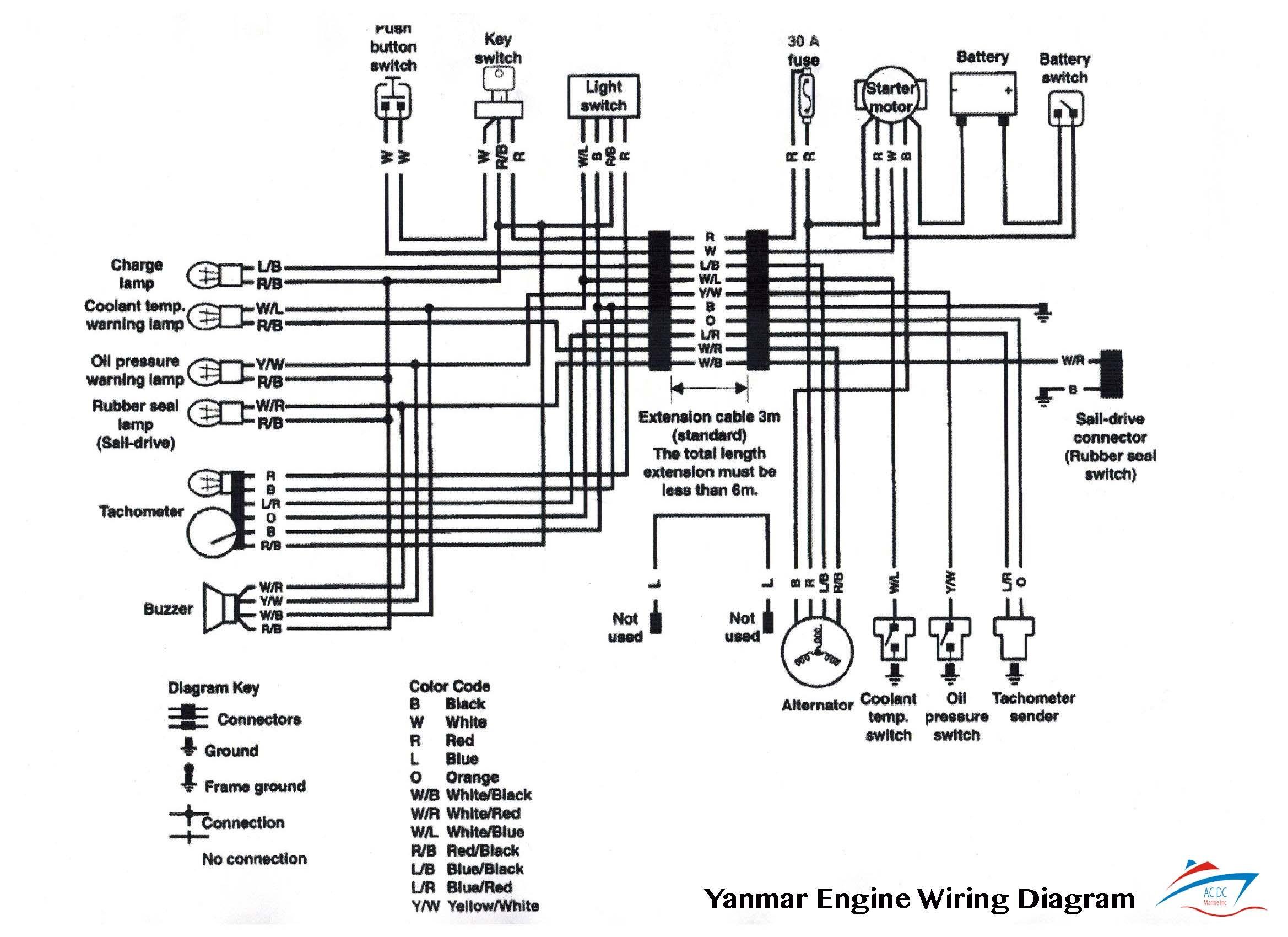 Alternator Wiring Diagram Volvo Pentum