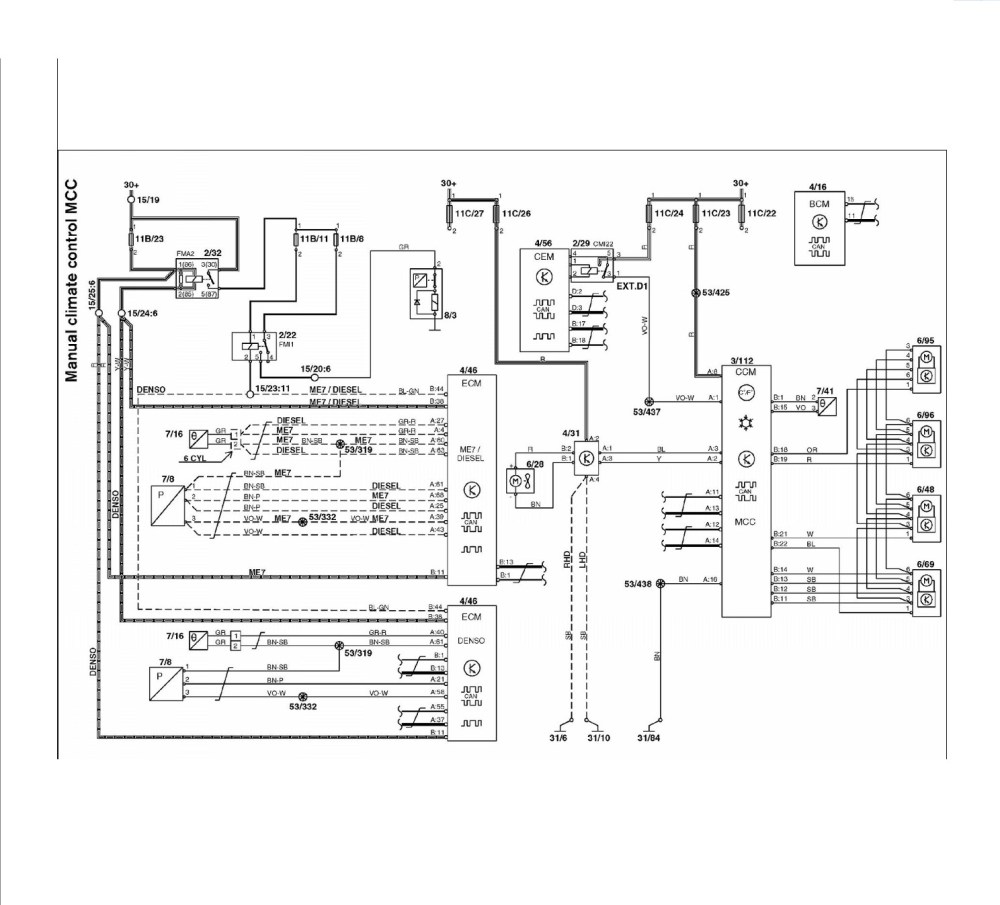 medium resolution of volvo s60 wiring diagrams data schematic diagram 2002 volvo s60 engine diagram