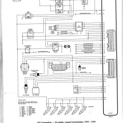 Vt Commodore Wiring Diagram Msd 6m 2 Engine My