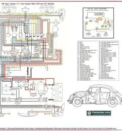 1970 vw engine diagram basic guide wiring diagram u2022 rh needpixies com 1960 vw wiring diagram 1969 vw beetle turn signal  [ 1600 x 1447 Pixel ]