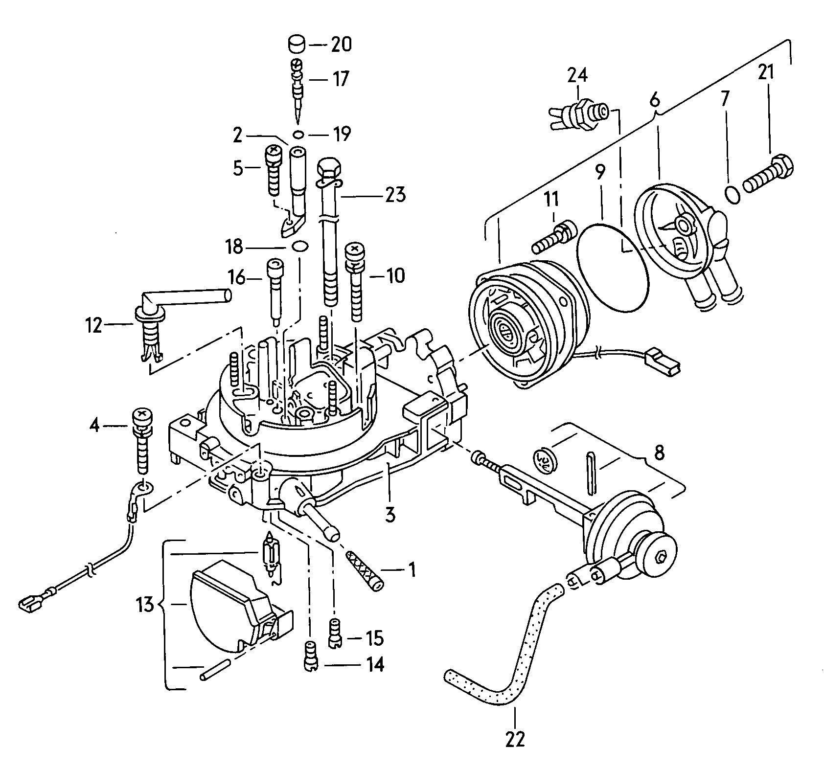 Vw Engine Parts Diagram Line Volkswagen Jetta Syncro Spare