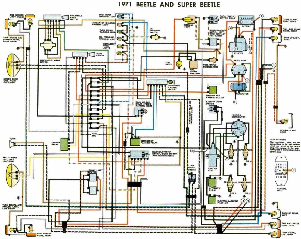 medium resolution of vw type 1 engine diagram free auto wiring diagram 1971 vw beetle and rh detoxicrecenze com