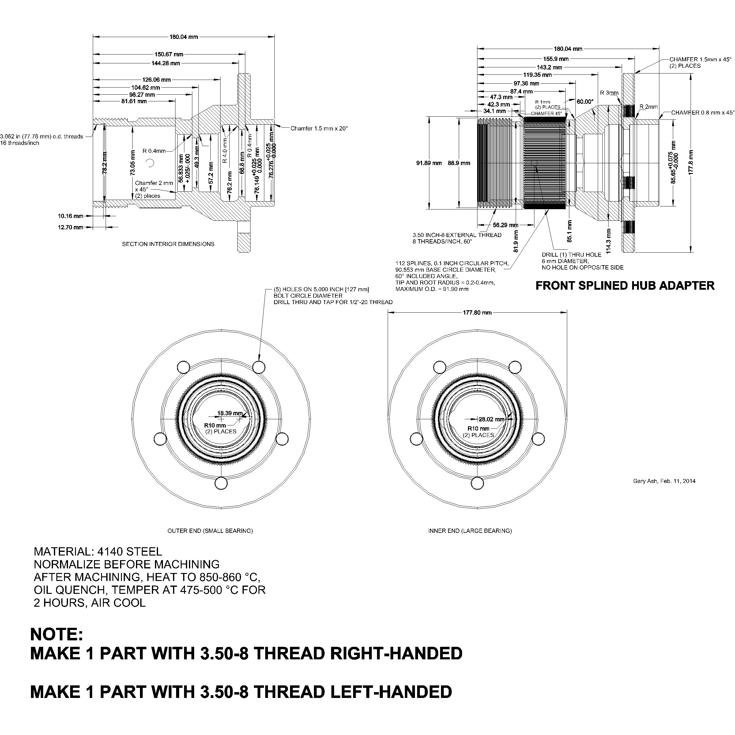 Wheel Bearing Assembly Diagram