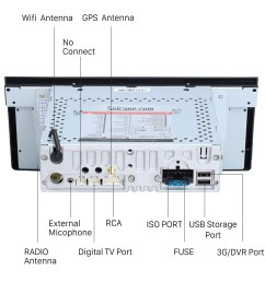 amplifier wiring diagram new cheap all in e android 6 0 2000 2007 bmw x5 e53 [ 1500 x 1500 Pixel ]