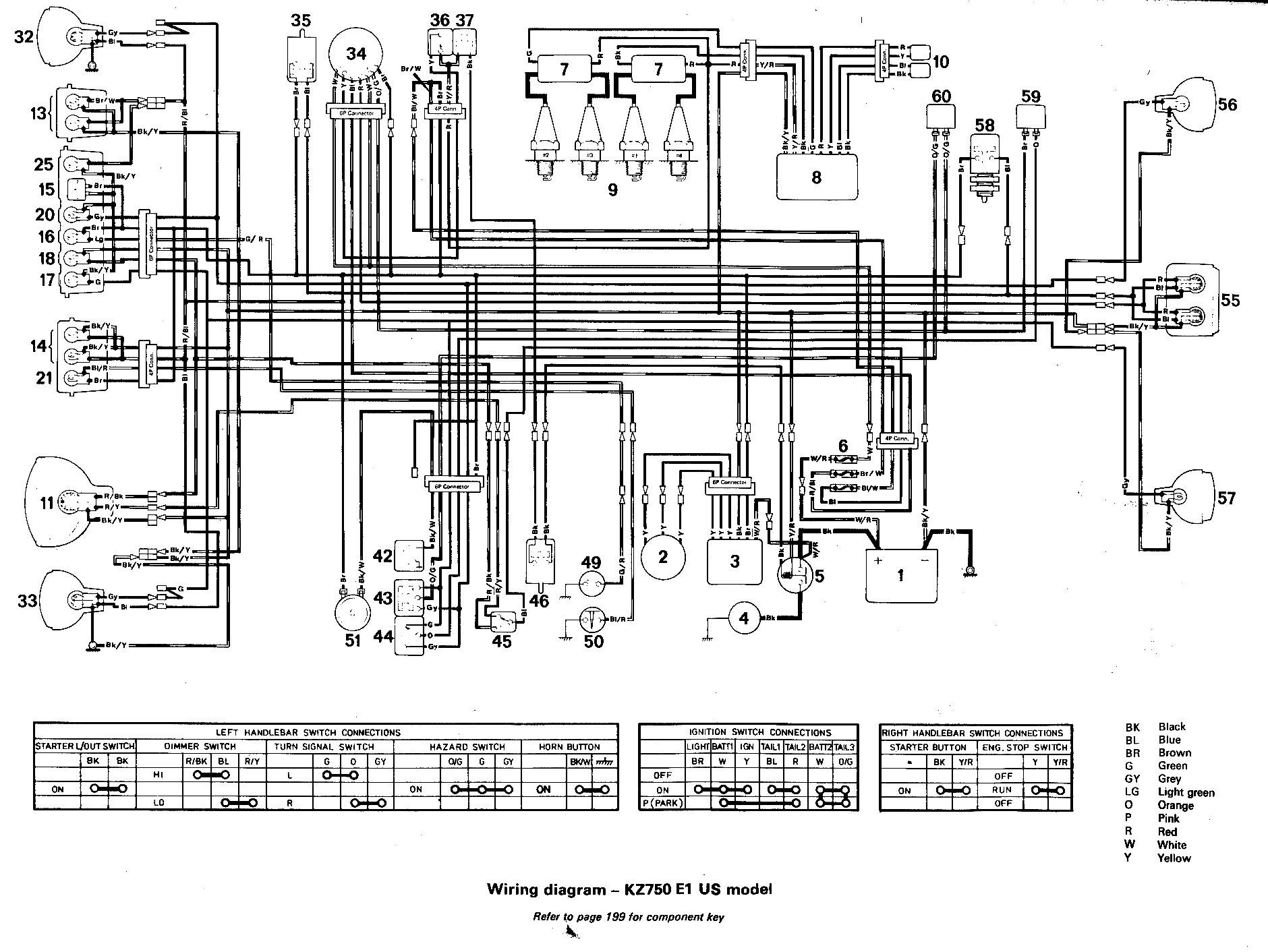 1987 yamaha banshee wiring diagram lifan 110 electric start vega auto electrical images crypton r engine jupiter