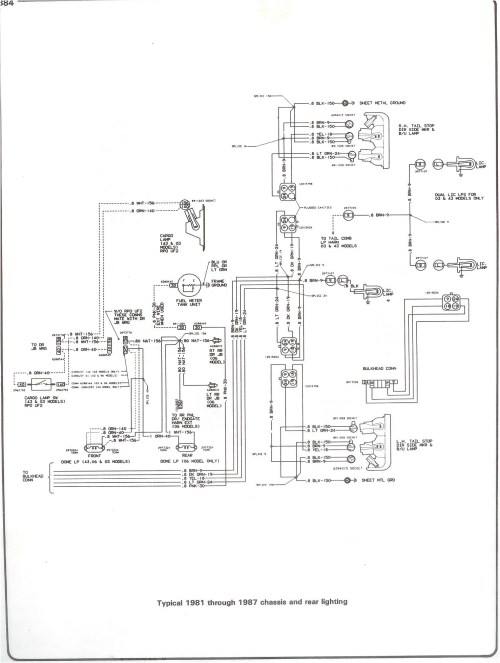 small resolution of 1985 chevy 305 engine wiring diagram