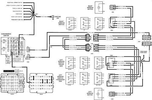small resolution of 1991 chevy truck wiring diagram 07 suburban blower motor wiring diagram wiring data of 1991 chevy