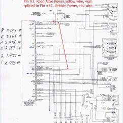 1991 Honda Accord Wiring Diagram 1996 Chevy Blazer Dodge Durango Stereo