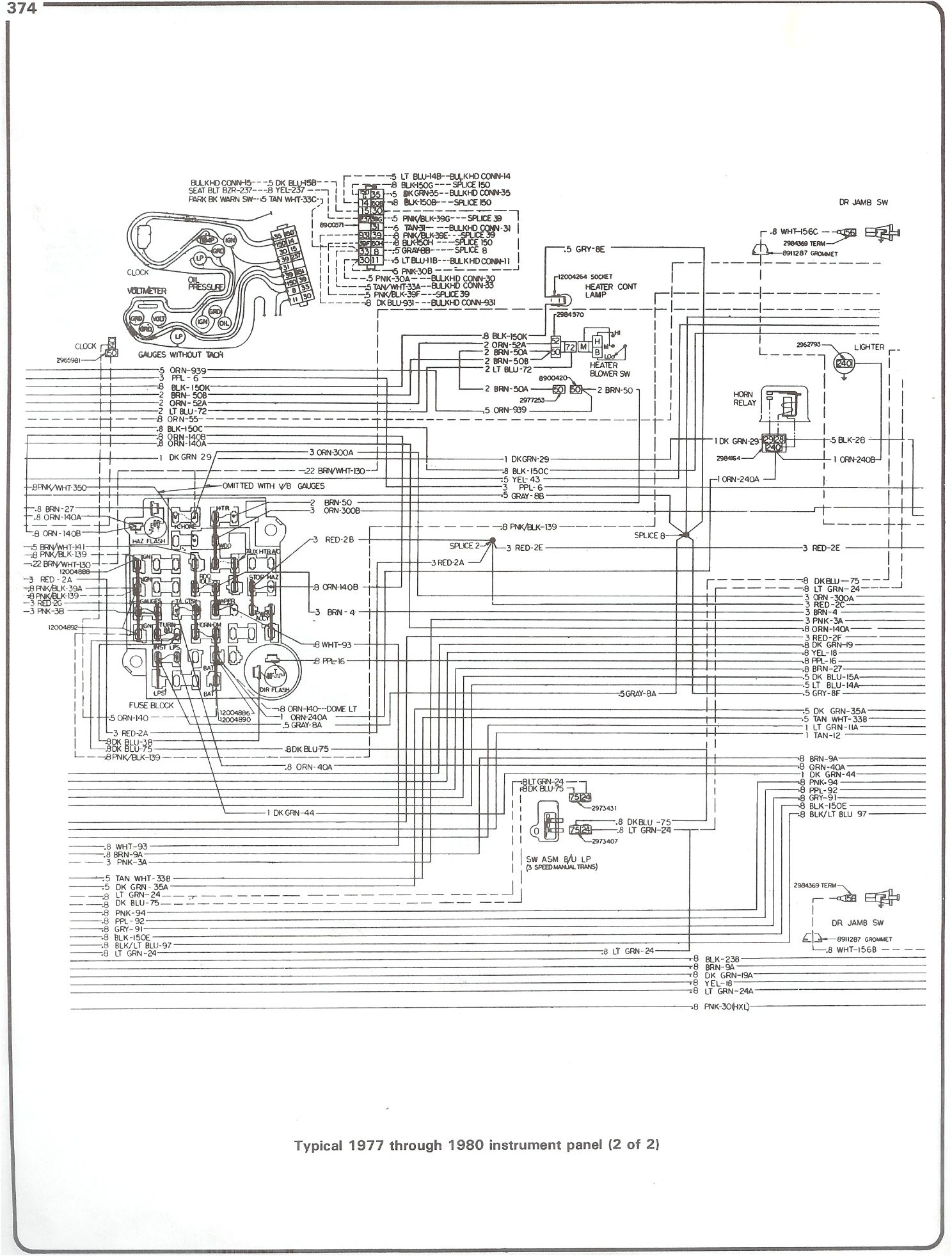 hight resolution of 78 chevy van fuse box wiring diagram 78 chevy truck engine wiring
