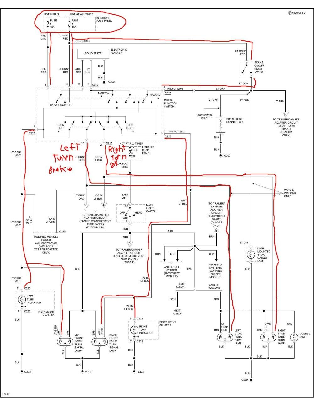 medium resolution of 1996 ford e350 wiring diagram smart wiring diagrams u2022 1990 ford econoline e350 fuse diagram