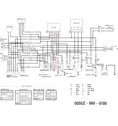 honda electric scooter wiring diagram u2022 wiring diagram for [ 6600 x 5100 Pixel ]