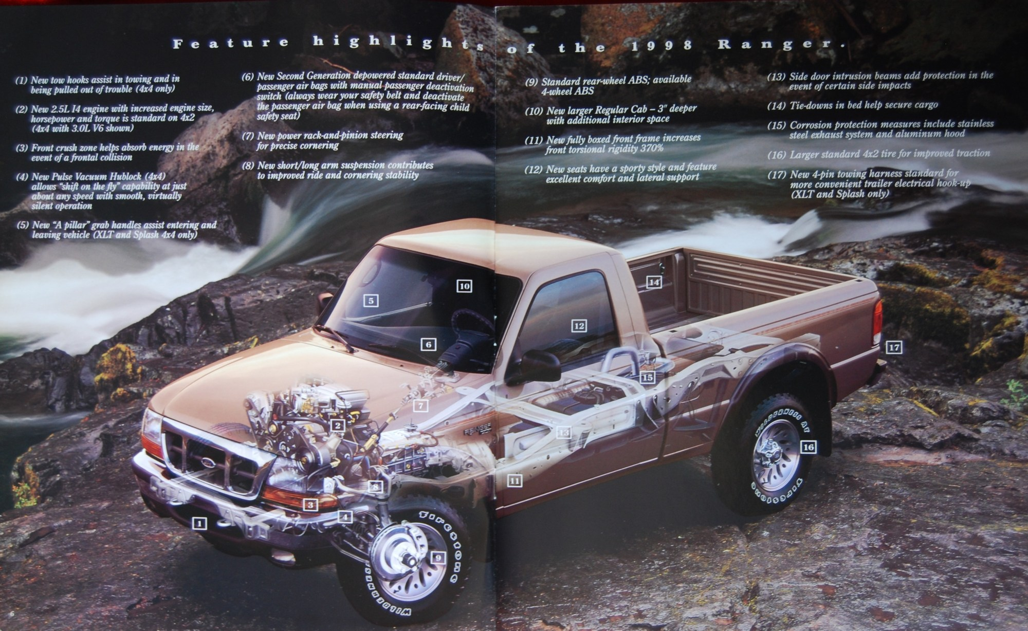 hight resolution of 1997 ford f150 4 6 engine diagram car lust the ford rangers