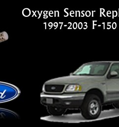 1997 ford f150 4 6 engine diagram how to replace an oxygen sensor 1997 2003 ford [ 1980 x 1114 Pixel ]