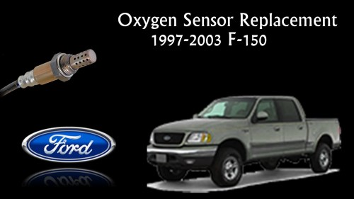 small resolution of 1997 ford f150 4 6 engine diagram how to replace an oxygen sensor 1997 2003 ford