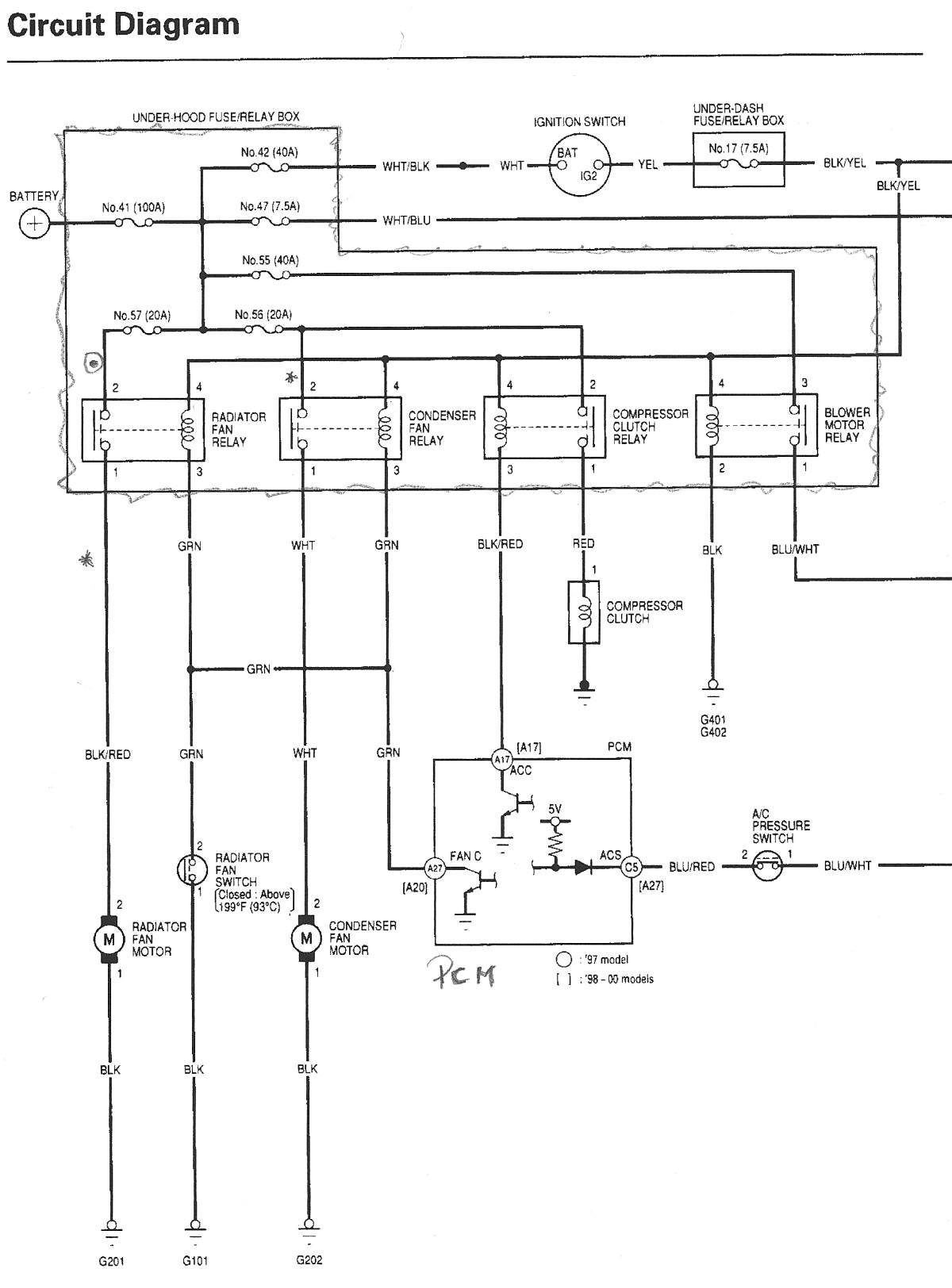 hight resolution of 1995 honda odyssey engine diagram