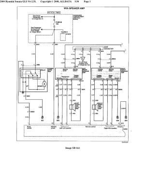 2005 Hyundai Santa Fe Wiring Harness Diagram • Wiring Diagram For Free
