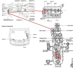 toyota avalon cabin fuse box wiring diagram autovehicletoyota avalon fuse box chart manual e book2007 avalon [ 1396 x 1535 Pixel ]