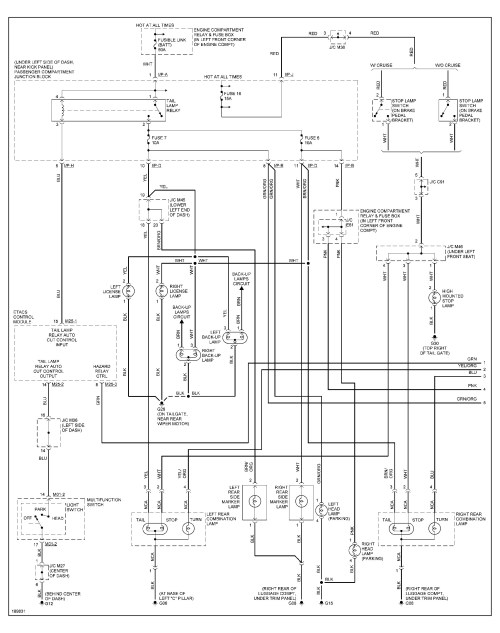 small resolution of hyundai trailer wiring harness diagram wiring diagram schematic hyundai tail light wiring harness
