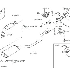 2004 Subaru Outback Exhaust System Diagram Wiring Motorcycle Fog Lights 2001 Parts 2002