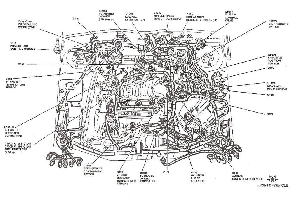 medium resolution of 2001 vw jetta 2 0 engine diagram zetec engine diagram