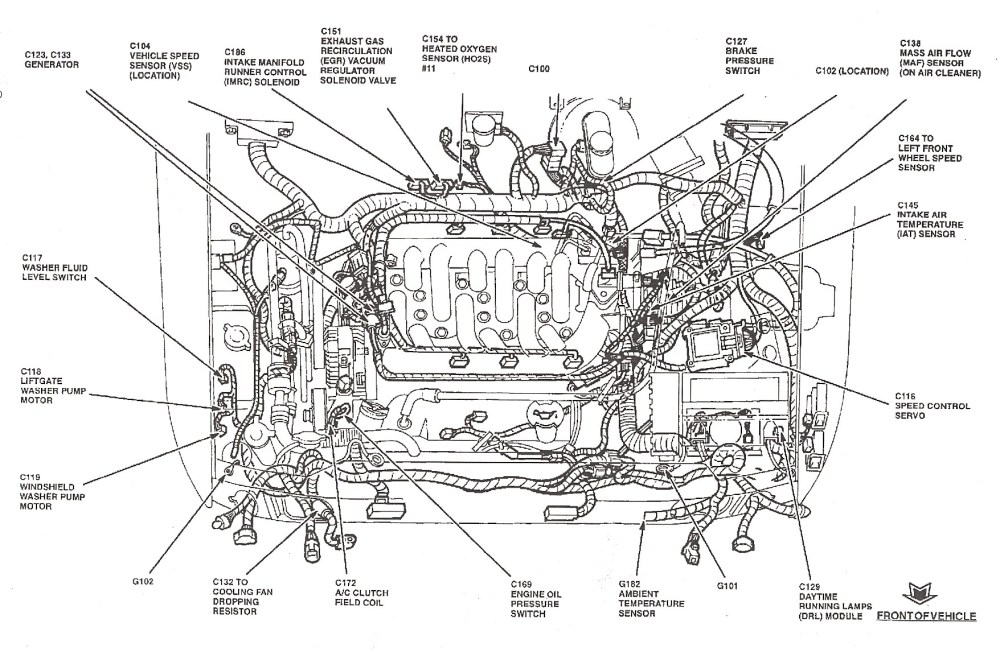 medium resolution of ford explorer cooling system diagram on 2001 ford taurus manifoldwrg 1757 2002 ford taurus 3
