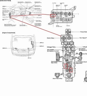 2006 Toyota Matrix Belt Diagram | WIRING DIAGRAM