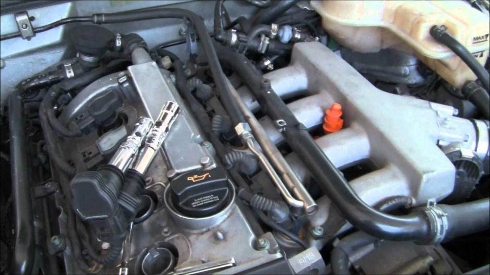 medium resolution of 2002 vw passat 1 8 t engine diagram 2004 audi a4 coolant flange replacement part 1