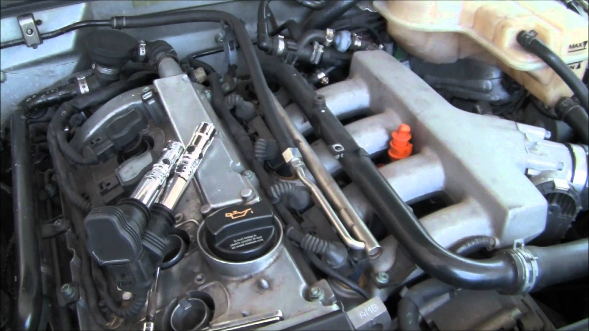 hight resolution of 2002 vw passat 1 8 t engine diagram 2004 audi a4 coolant flange replacement part 1