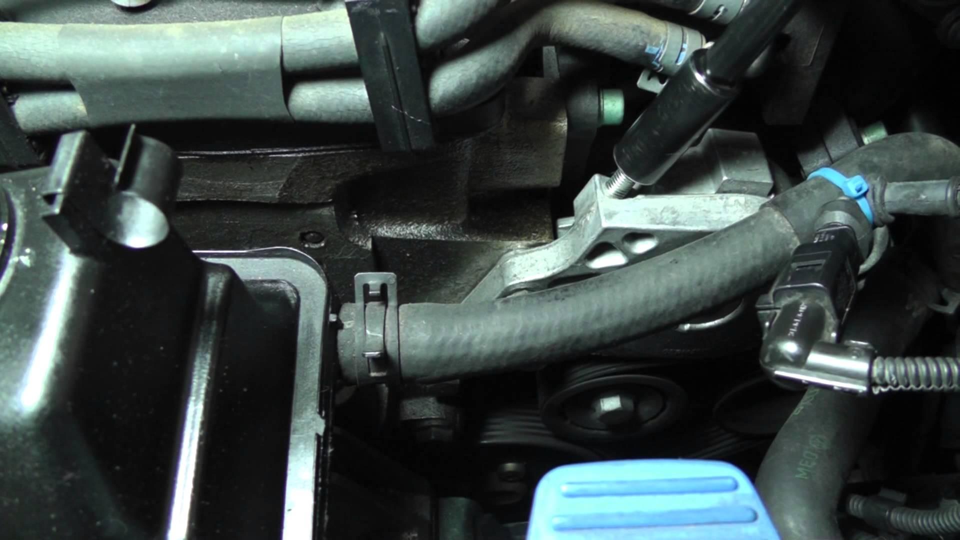 hight resolution of 2003 vw jetta 2 0 engine diagram volkswagen jetta removing power steering pump part 1