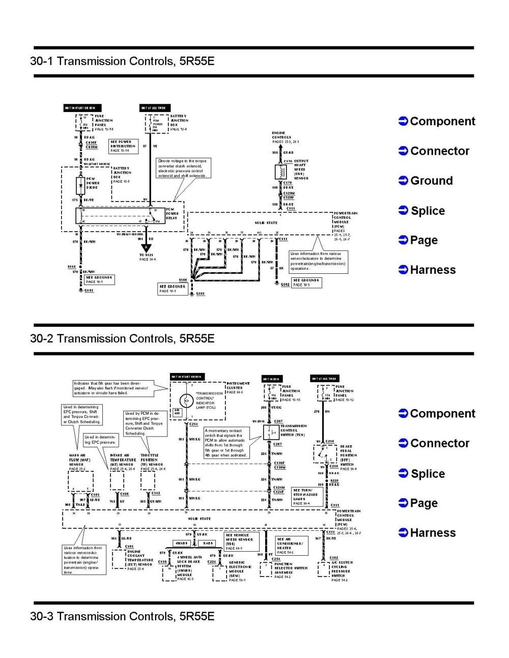 medium resolution of 5r55e transmission wiring harness wiring diagram home 5r55e transmission wiring harness