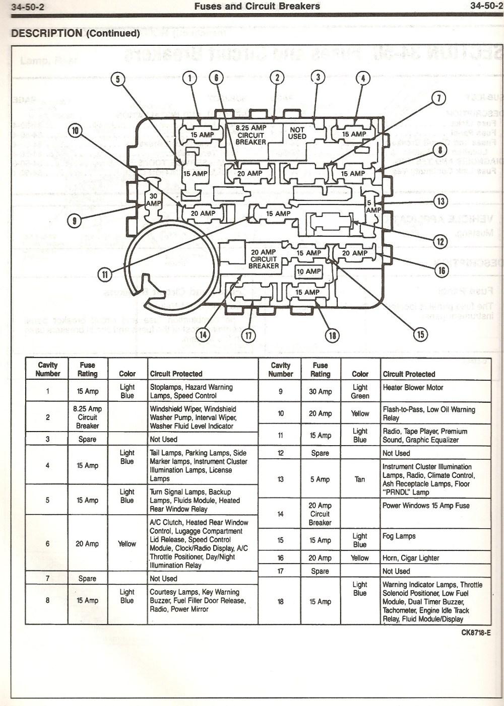 medium resolution of 1992 mercury topaz fuse box diagram wiring schematic wiringwrg 3124 1986 tempo fuse box 1992