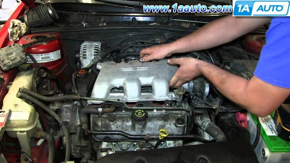 medium resolution of 2005 pontiac grand prix engine diagram how to install replace fuel injector gm 3 4l v6
