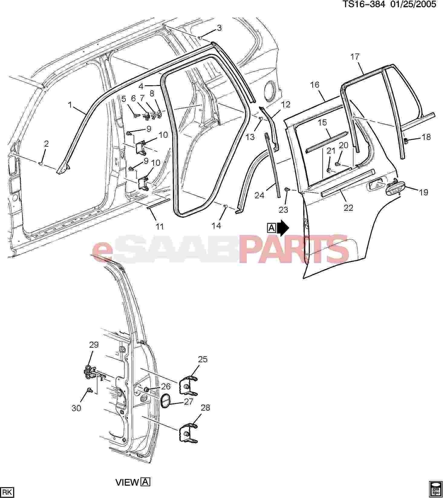 30 Scion Xb Parts Diagram