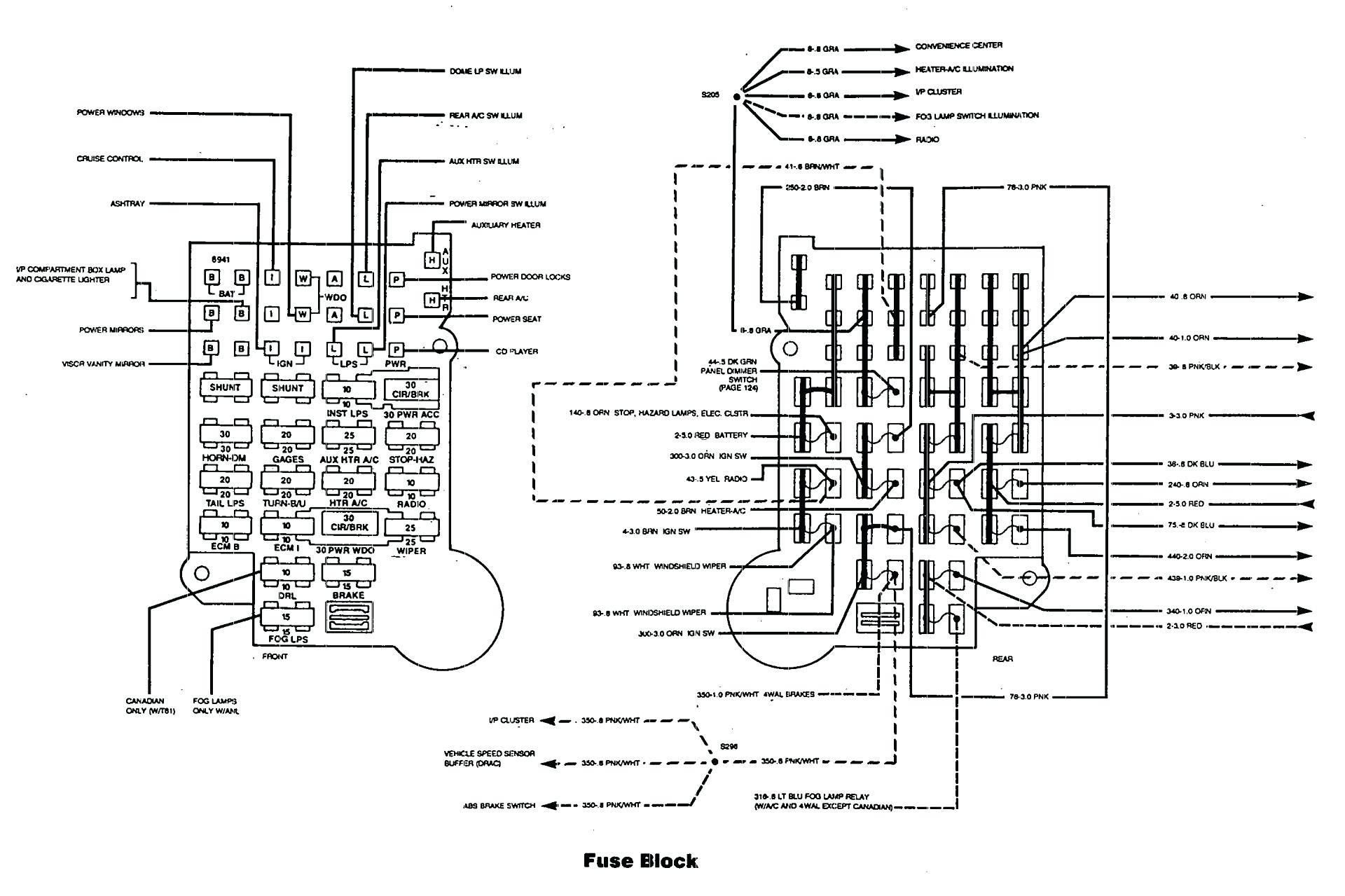 Chrysler Pacifica Windshield Wiper Wiring Diagram Porsche 996 Fuse Diagram For Wiring Diagram Schematics