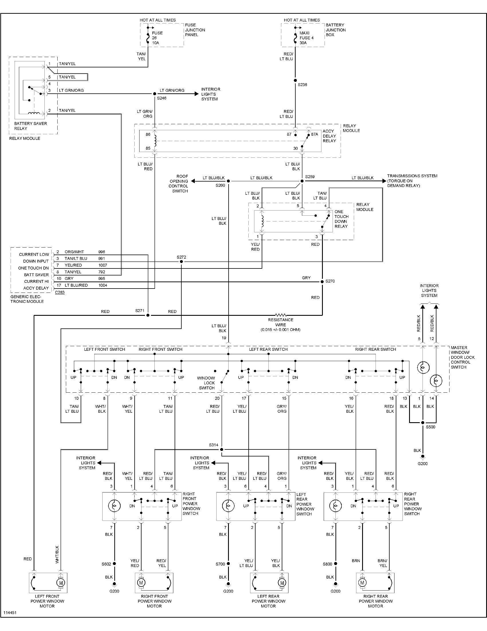 2006 Ford 500 Engine Diagram
