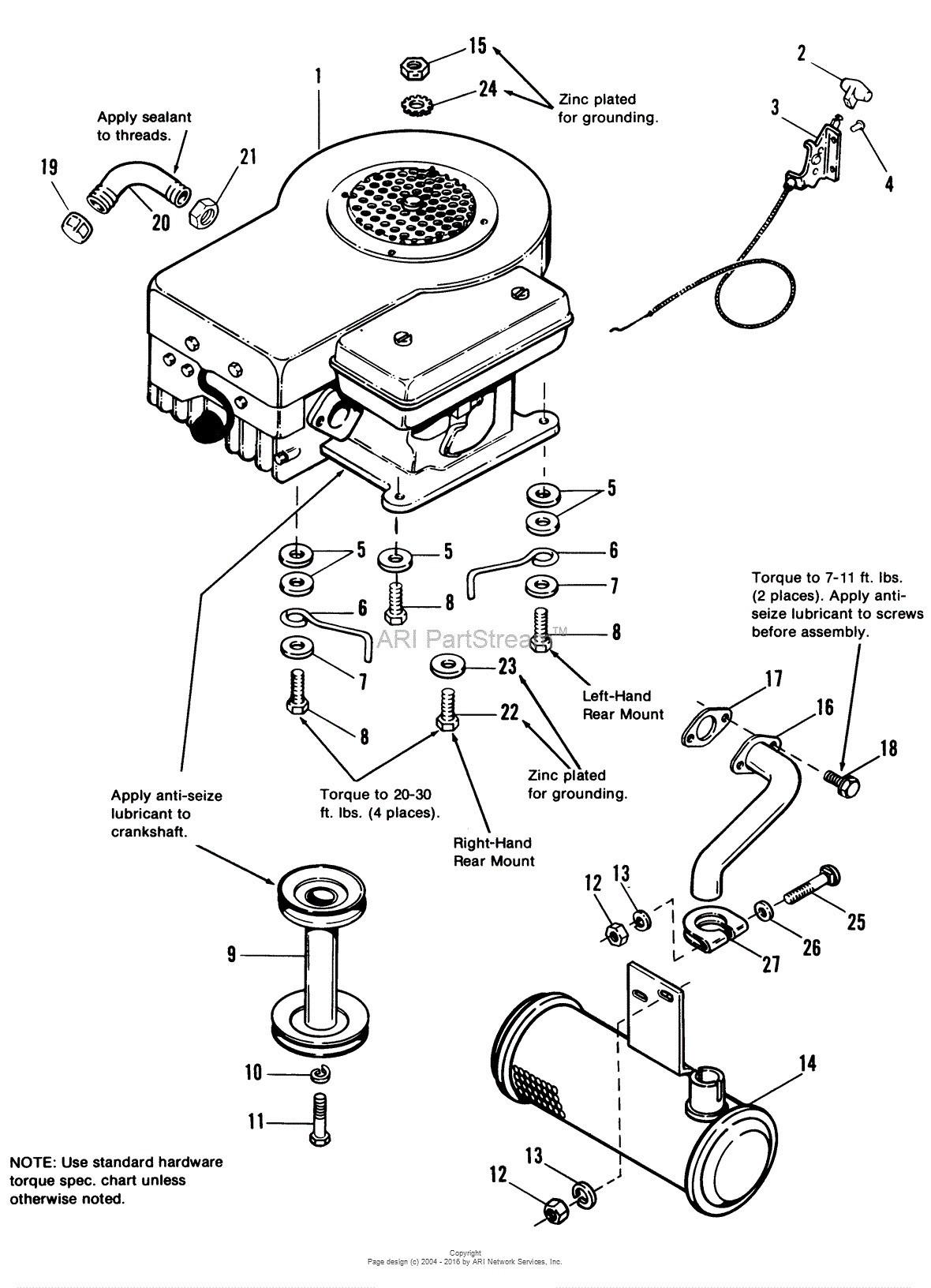 25 Hp Kohler Engine Parts Diagram Colorful Kohler Parts