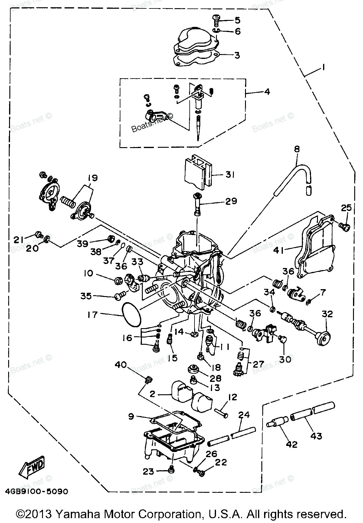 30 4 3 Vortec Firing Order Diagram