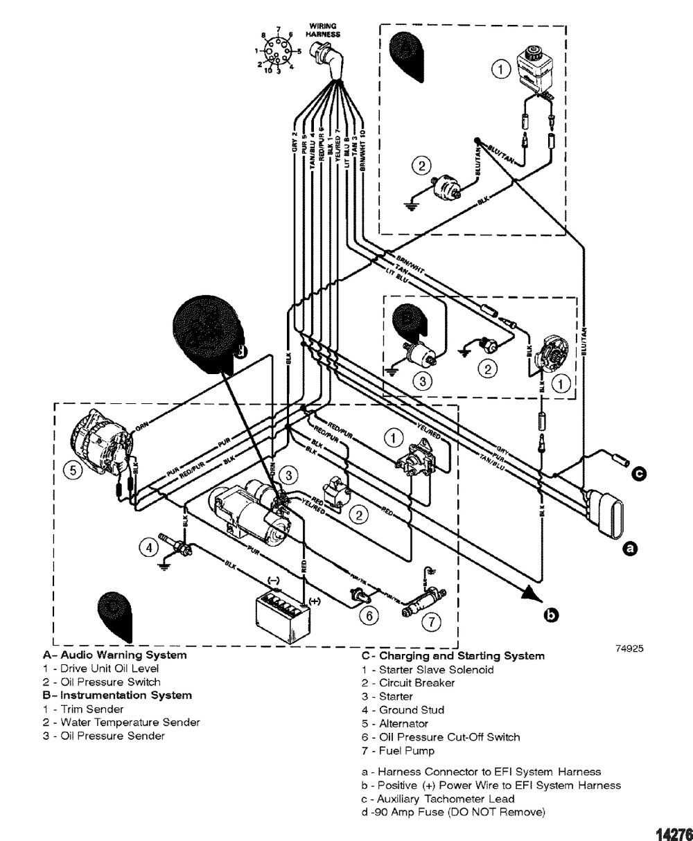 medium resolution of mercruiser wiring harness diagram wiring diagrams scematic rh 77 jessicadonath de mercruiser starter wiring diagram mercruiser cooling system diagram