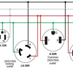 220 Volt Wiring Diagram Outlet 1966 Corvette Starter 2 4 Wire My