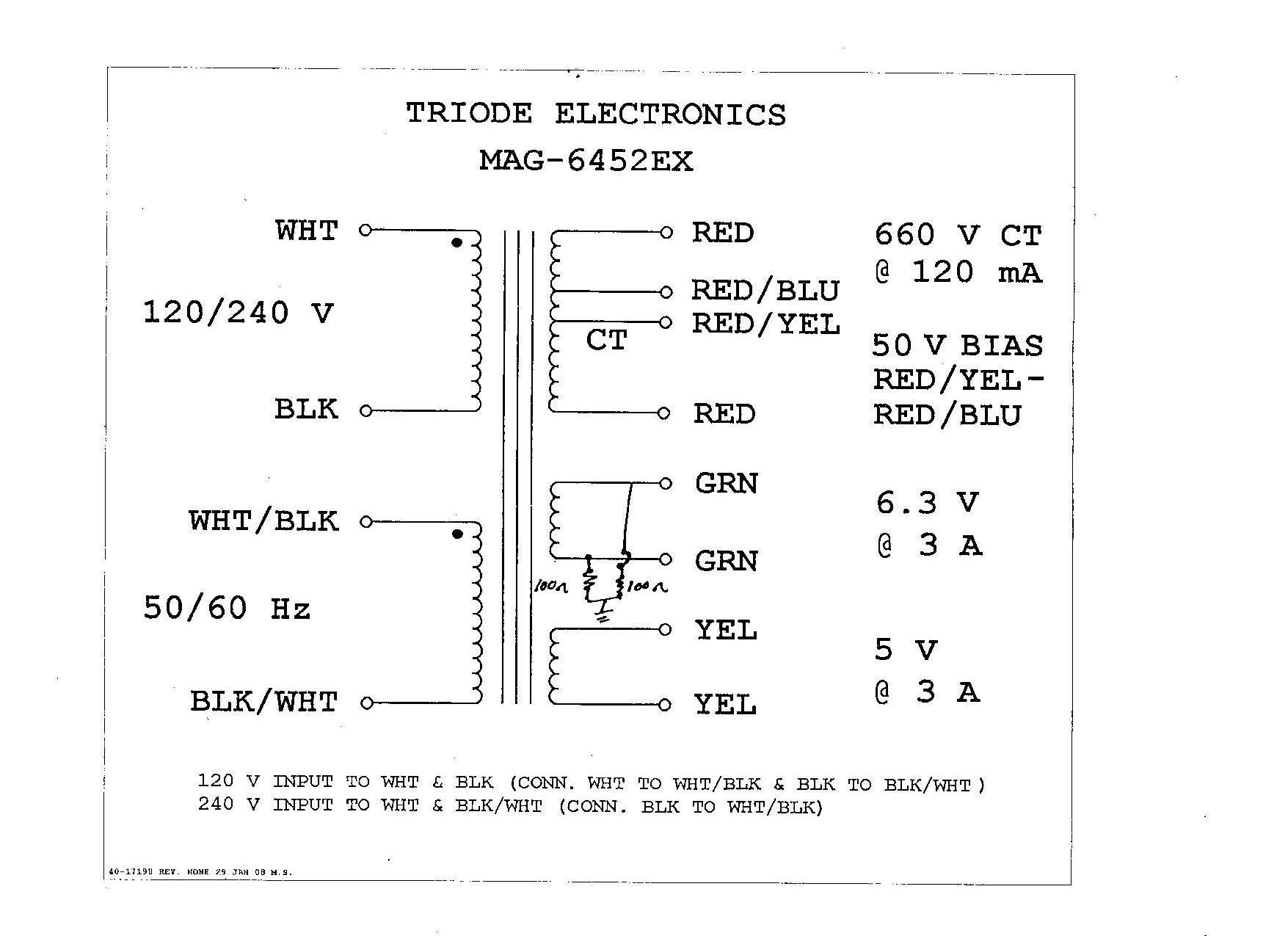 3 Phase 220v Motor Connection