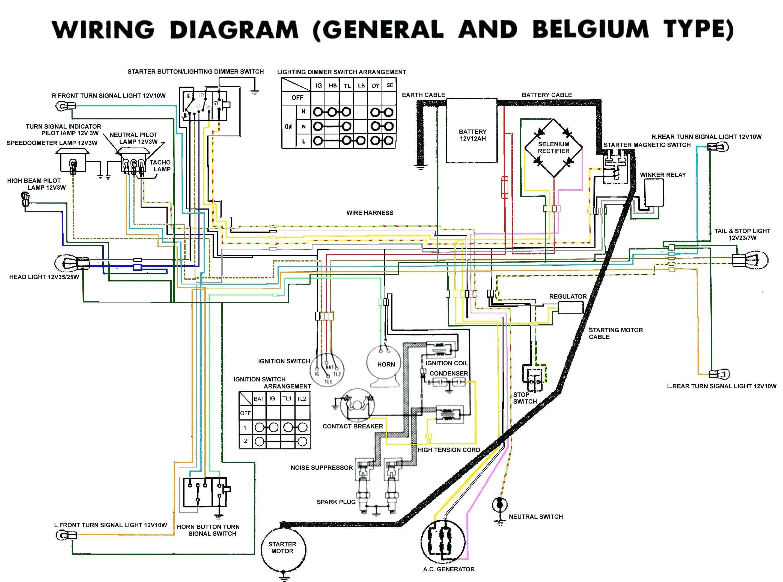 49cc Wiring Diagram