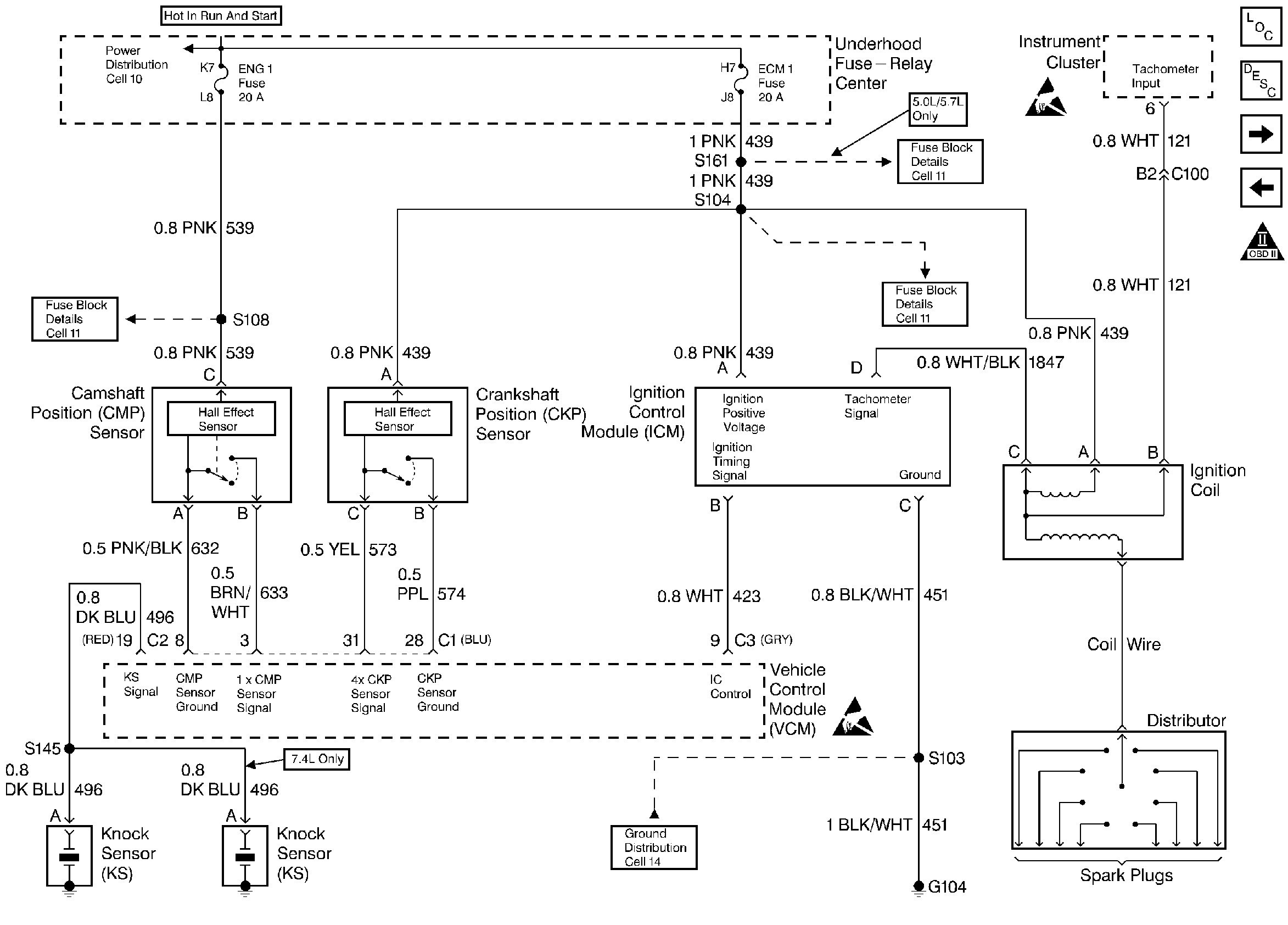 S10 4 Cylinder Engine Diagram