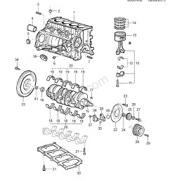 6 cylinder engine diagram 2012 2016 2l 2s03 06 43 engine asm 2 4l l4 cylinder [ 3000 x 3400 Pixel ]