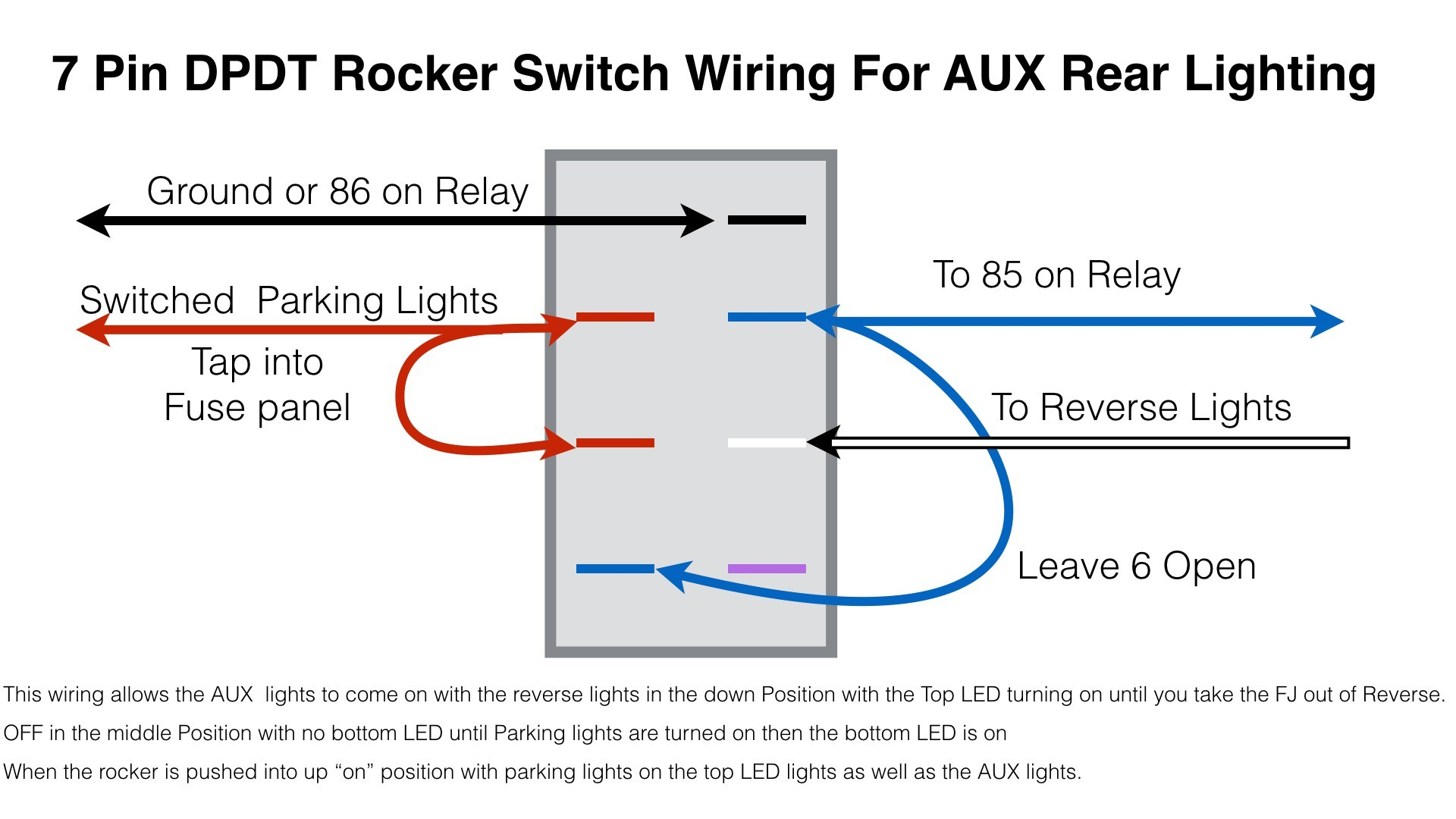 hight resolution of 6 pin power window switch wiring diagram unique 5 pin rocker switch 2004 chevy colorado power