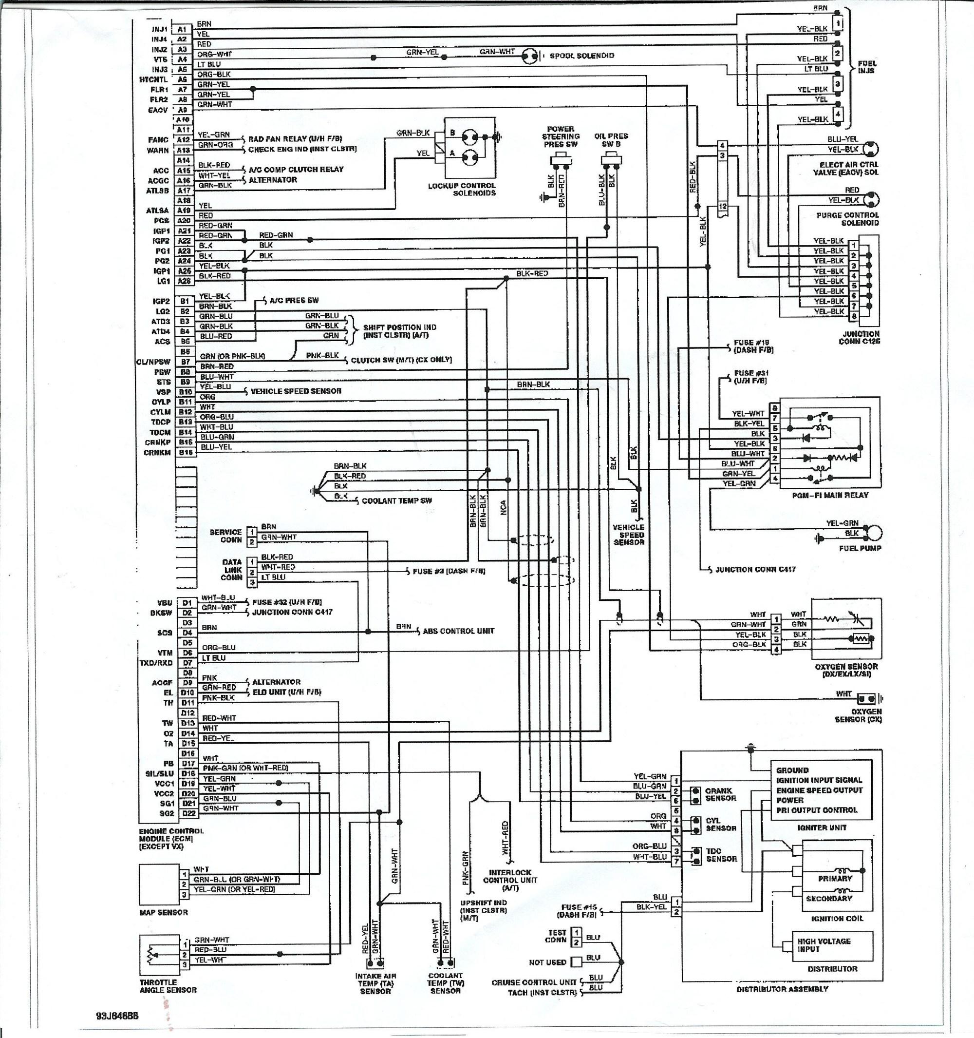 hight resolution of 1995 honda accord engine diagram