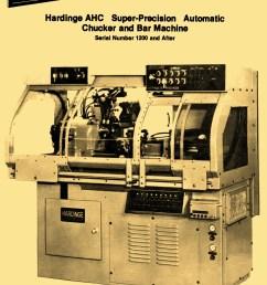 atlas lathe parts diagram hardinge ahc automatic chucking bar machine lathe operators manual of atlas [ 4660 x 6560 Pixel ]