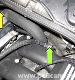 bmw 325i engine diagram bmw e90 intake manifold replacement e91 e92 e93 of bmw 325i engine [ 2592 x 1728 Pixel ]
