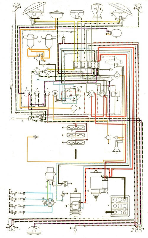 small resolution of bus engine diagram vintagebus vw bus and other wiring diagrams